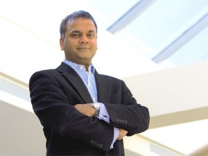 DP Venkatesh, Founder and CEO of mPortal